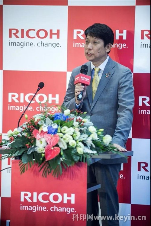 环保新高度,盈利新趋势,理光Latex打印系统RICOH Pro L5160重磅登场!