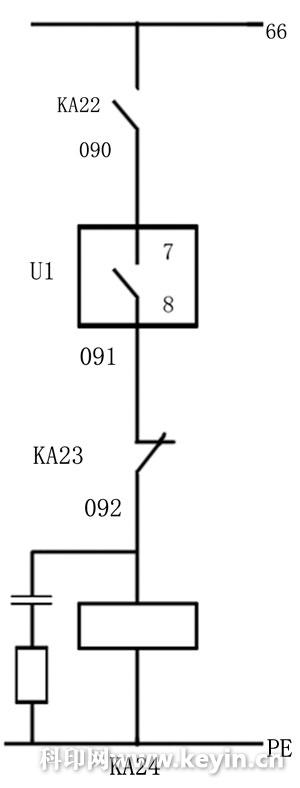 经对输纸电路控制原理进行分析,很快判断出故障的原因在于控制慢速升