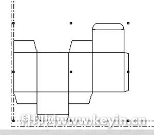 制作 软件/图4 选择排版的盒型...