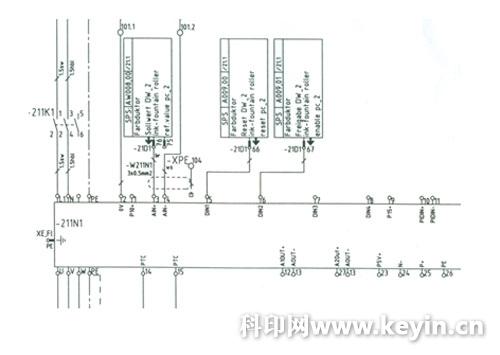 12v马达用24v启动 的接线图