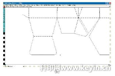 六边形曲线设计异形盒盒底绘制步骤