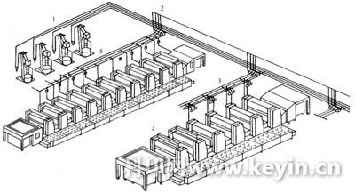 平面网印机 电路图