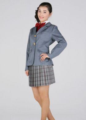 中学生秋季校服设计图展示